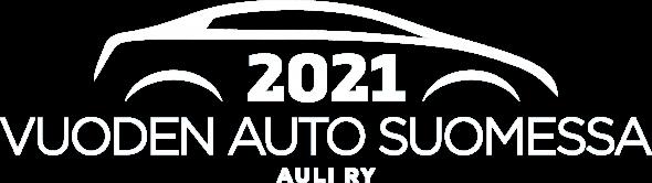 Vuoden Auto Suomessa 2021 -logo